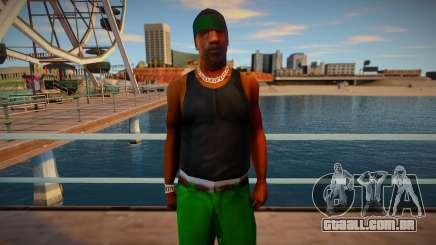 Las Venturas Families Gang v2 para GTA San Andreas