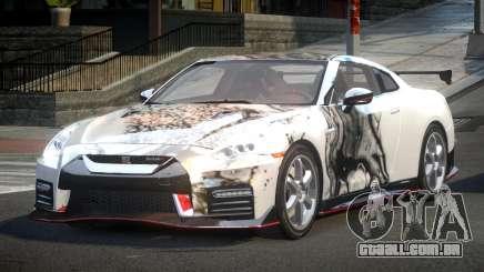 Nissan GT-R GS-S S3 para GTA 4