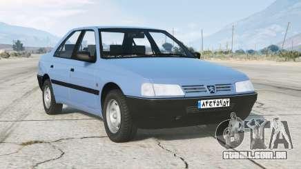 Peugeot Roa 2006〡add-on para GTA 5