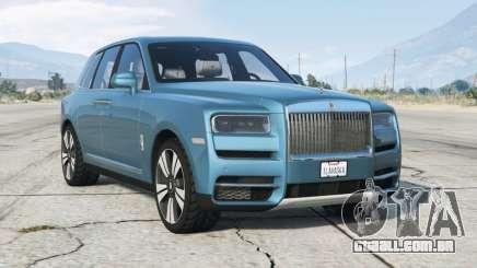 Rolls-Royce Cullinan 2018〡add-on v4.0 para GTA 5