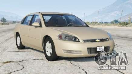 Chevrolet Impala LS 2010〡add-on v2.0.1 para GTA 5