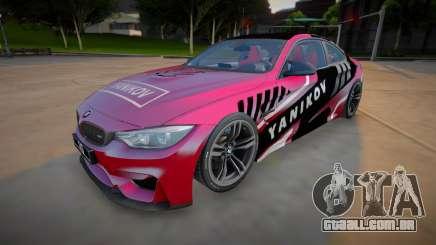 BMW M4 F82 (good model) para GTA San Andreas