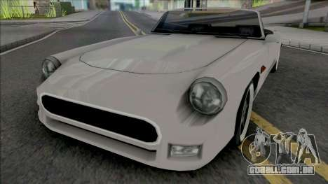 Windsor GT para GTA San Andreas