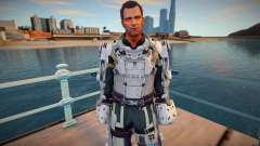 Frank West Exo Suit (from Dead Rising 4) para GTA San Andreas