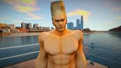 Sexy Paul 1 para GTA San Andreas