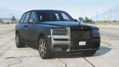 Rolls-Royce Cullinan Black Badge 2020 para GTA 5