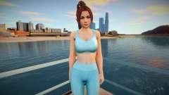 Mai Diva Fitness para GTA San Andreas