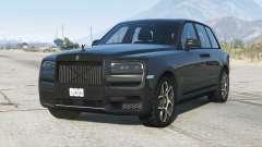 Rolls-Royce Cullinan Black Badge 2020〡add-on para GTA 5