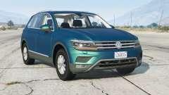 Volkswagen Tiguan 2018 v2.0 para GTA 5