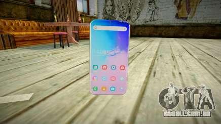 Samsung Galaxy s20 v1 para GTA San Andreas