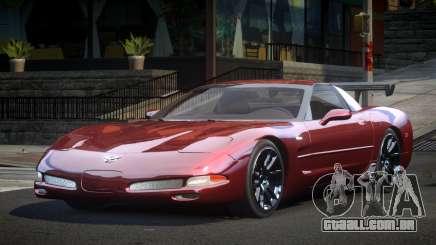 Chevrolet Corvette GS-U para GTA 4