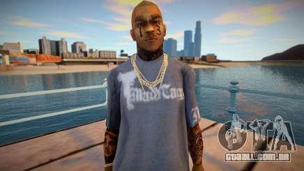 Bmycr gangster para GTA San Andreas