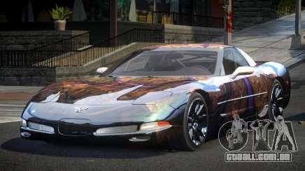 Chevrolet Corvette GS-U S7 para GTA 4