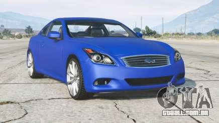 Infiniti G37S Coupe (CV36) 2008 para GTA 5