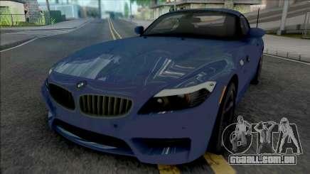 BMW Z4 sDrive35is (NFS Shift 2) para GTA San Andreas