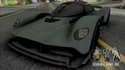 Aston Martin Valkyrie para GTA San Andreas