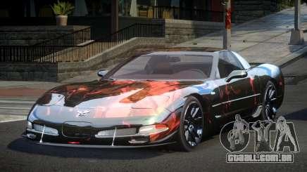 Chevrolet Corvette GS-U S4 para GTA 4