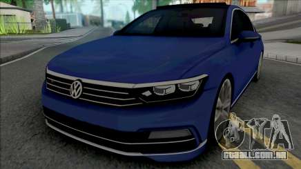 Volkswagen Passat B8 R-Line Sedan para GTA San Andreas