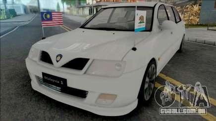 Proton Waja Limosine para GTA San Andreas