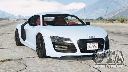 Audi R8 V10 2013〡add-on v1.2 para GTA 5