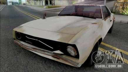 GTA IV Declasse Vigero Beater para GTA San Andreas