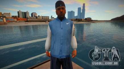 Doce Fashionista para GTA San Andreas