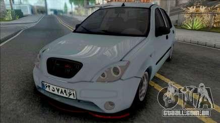 Saipa Tiba 2 Sport (Iranian Plates) para GTA San Andreas