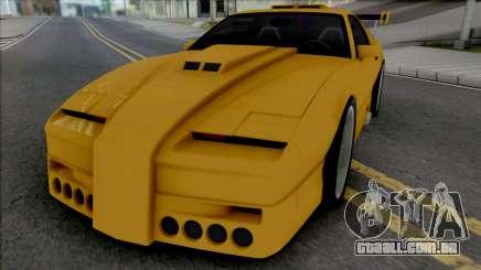 Pontiac Firebird Custom para GTA San Andreas