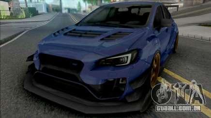Subaru Impreza WRX STi Varis para GTA San Andreas