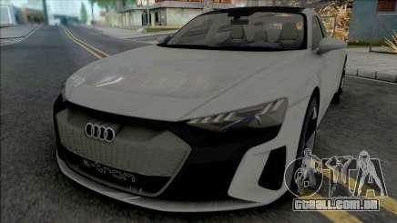 Audi e-Tron GT para GTA San Andreas