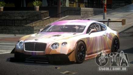 Bentley Continental SP S9 para GTA 4