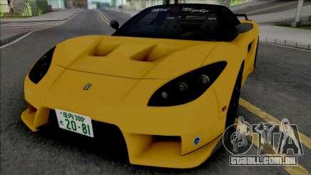 Honda NSX VeilSide (SA Lights) para GTA San Andreas