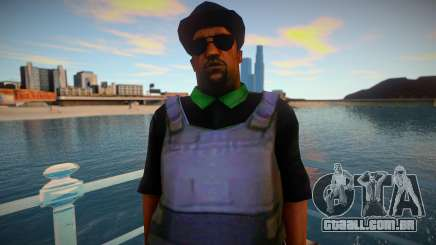 Fashionista Big Soak para GTA San Andreas