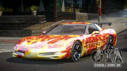 Chevrolet Corvette GS-U S2 para GTA 4