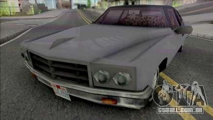 Yardie Lobo LCS para GTA San Andreas