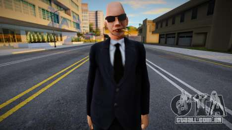 Business Homeless 2 para GTA San Andreas