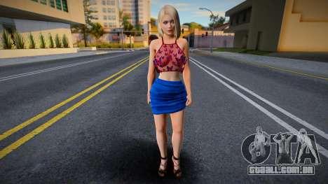 Helena v23 (good skin) para GTA San Andreas