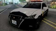 Toyota Crown Athlete 2016 Patrol Car