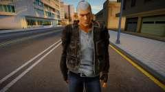 Bryan Bomber Jacket 4 para GTA San Andreas