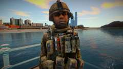 Call Of Duty Modern Warfare skin 15 para GTA San Andreas