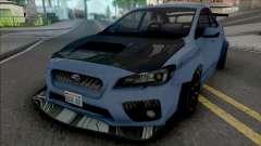 Subaru WRX STI Tuning