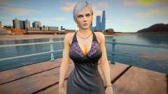 Dead Or Alive 5 - Christie (Costume 4) 1 para GTA San Andreas