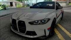 BMW M4 CS 2021 para GTA San Andreas