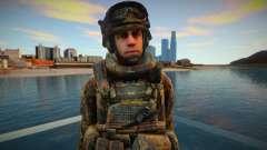 Call Of Duty Modern Warfare skin 3 para GTA San Andreas