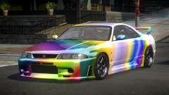 Nissan Skyline R33 GS S6 para GTA 4