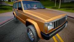 Jeep Grand Cherokee 1998 (Low Poly)