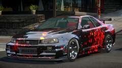Nissan Skyline R34 G-Tuning S1 para GTA 4