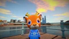 Beau - Animal Crossing para GTA San Andreas