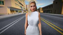 Helena Douglas Dress (good skin) para GTA San Andreas