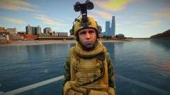 Call Of Duty Modern Warfare Woodland Marines 14 para GTA San Andreas